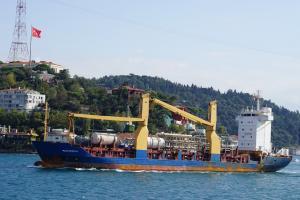Photo of MERIDIAN CINCO ship
