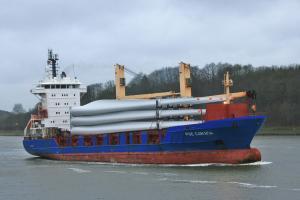 Photo of EFES ship