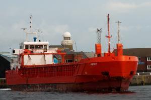 Photo of MERIT ship