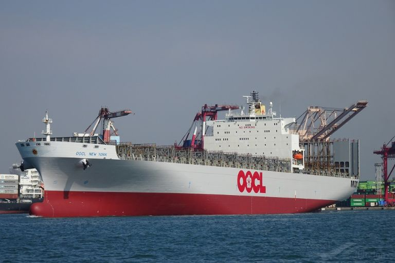 OOCL NEW YORK photo