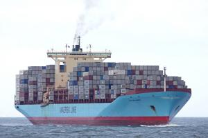 Photo of CLIFFORD MAERSK ship