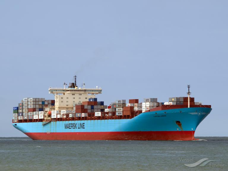 CLIFFORD MAERSK photo