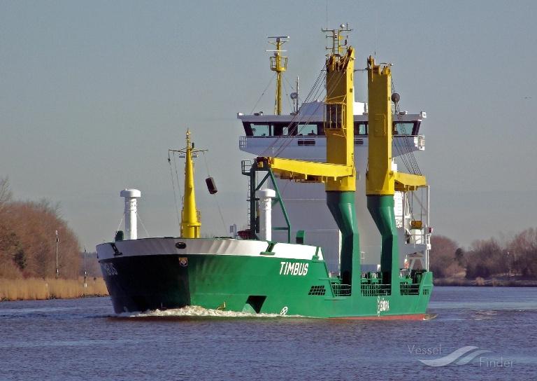 TIMBUS (MMSI: 211317180) ; Place: Kiel_Canal