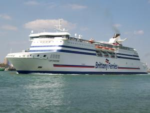 Photo of CAP FINISTERE ship