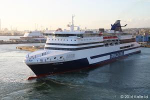 Photo of CRUISE OLBIA ship