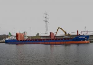 Photo of SONORO ship