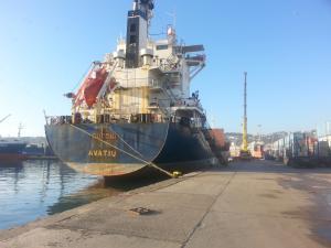 Photo of DUYGU ship