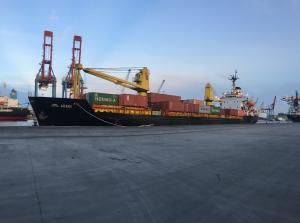 Photo of MV.JML ABADI ship