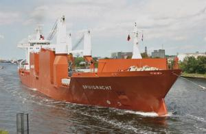 Photo of SPUIGRACHT ship