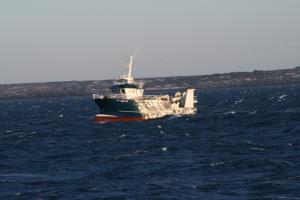 Photo of ASDIS ship