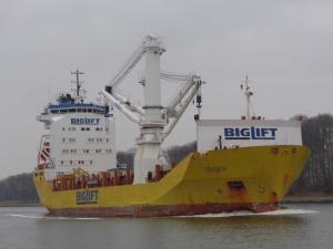 Photo of TRACER ship