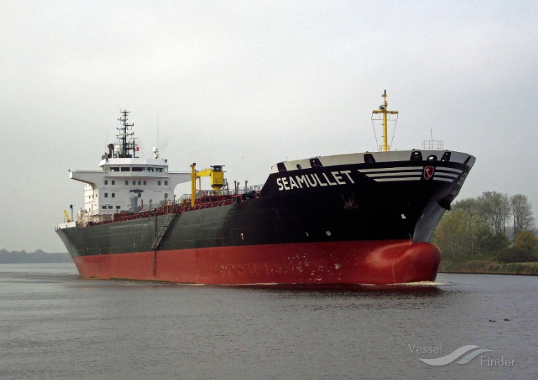 SEAMULLET (MMSI: 211379750) ; Place: Kiel_Canal