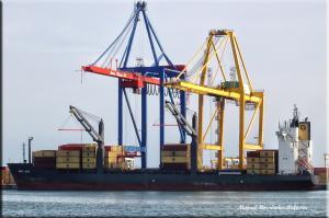 Photo of TIMBERLAND ship