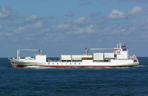 Photo of LOMBOK STRAIT ship