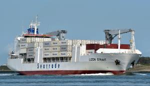 vessel photo LUZON STRAIT