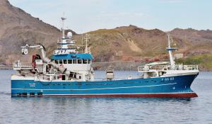 Photo of KILDIN ship