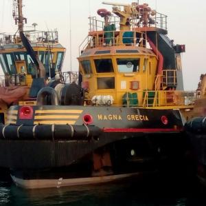 Photo of MAGNA GRECIA ship
