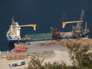 Photo of NISREEN ship