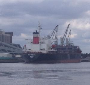 Photo of ADELIE ship