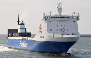 Photo of FINNHAWK ship