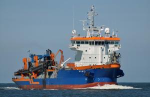 Photo of HAM 317 ship