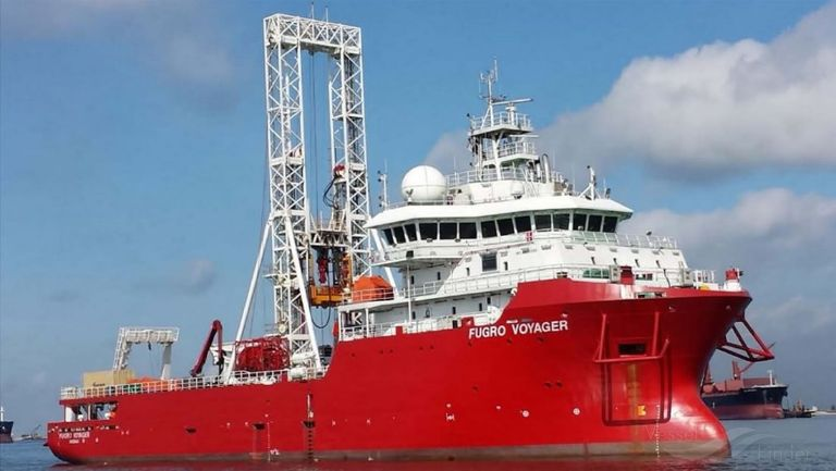 FUGRO EXPLORER photo