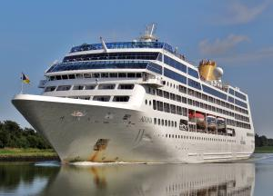 Adonia Passenger Cruise Ship Details And Current Position - Adonia cruise ship