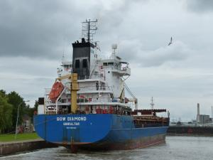 Photo of BOW DIAMOND ship