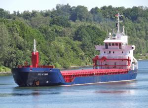 Photo of FRI KVAM ship