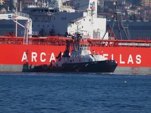 Photo of TAUR ship