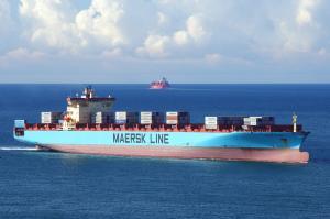 Photo of MAERSK    KLAIPEDA ship