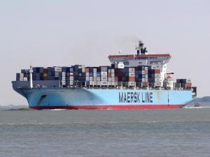 Photo of MAERSK_KYRENIA ship
