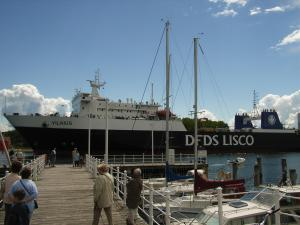 Photo of LISCO GLORIA ship