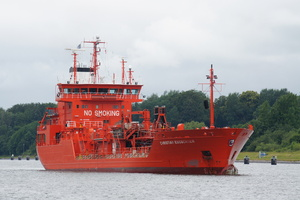 Photo of CHRISTIAN ESSBERGER ship