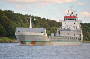 Photo of VARNEBANK ship