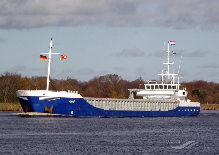 MARE (MMSI: 245834000) ; Place: Kiel_Canal/ Germany