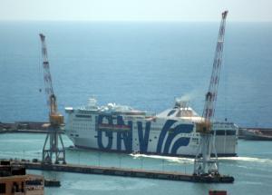 Photo of LA  SUPREMA ship