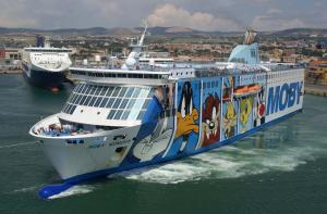 Photo of MOBY WONDER ship