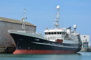 Photo of KRISTIN ship