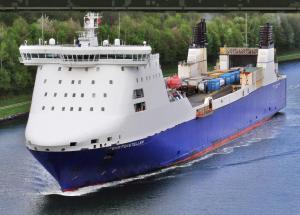 Photo of STENA FORETELLER ship