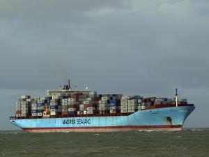 Photo of A.P. MOLLER ship