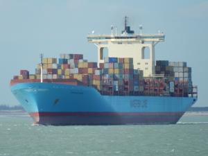 Photo of CAROLINE MAERSK ship