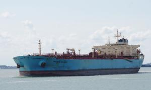 Photo of MAERSK PROSPER ship