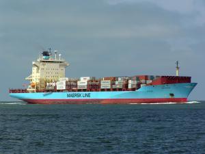 Photo of JENS MAERSK ship