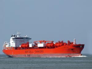 Photo of BOW SAGA ship