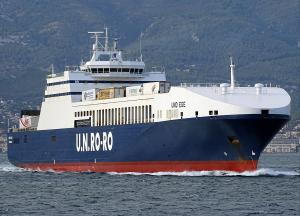 Photo of UND EGE ship
