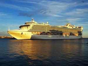 Photo of Caribbean Princess ship