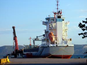 Photo of LONGDIJK ship