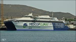 Photo of BORAQ ship
