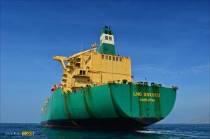 Photo of LNG SOKOTO ship